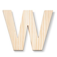 Hand Made Modern - Wooden Letters