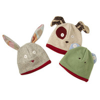 REPURPOSED SWEATER ANIMAL HATS | Winter hats, beanies, warm clothing for kids, Josh Title | UncommonGoods