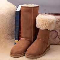 Ugg 5815 Chestnut Classic II Tall Boot Snow Boots