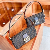 FENDI FF Baguette bag Shoulder Bag
