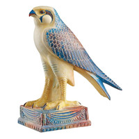 Park Avenue Collection Horus Egyptian Falcon God Statue