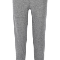 NLST - Wool and cashmere-blend track pants
