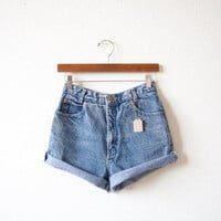 Plain Jane High Waisted Shorts from Elbell Apparel
