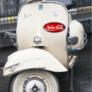 Fallout Inspired Nuka-Cola Vinyl Sticker