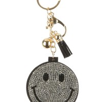 Smiley Face Key Chain