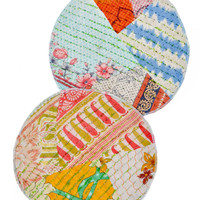 Kantha Placemat Set