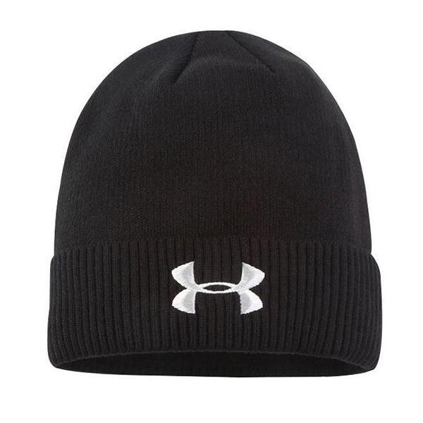 Image of Under Armour Women Men Embroidery Winter Beanies Knit Hat Cap