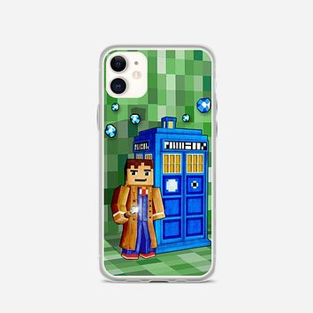 Tardis Doctor Who Little Prince iPhone 11 Case