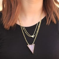 The Perfect Trio Necklace