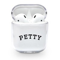 Petty Airpods Case