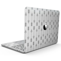 Vertical Acsending Arrows - MacBook Pro with Touch Bar Skin Kit
