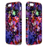 Speck CandyShell Inked iPhone 6 Case - Lush Floral / Beaming Orchid