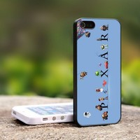 Disney Pixar UP - For iPhone 4,4S Black Case Cover
