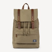 Hyde Mountaineering Backpack in Military Green