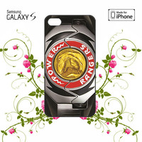 Red Ranger Power Morpher iPhone 4/4S / 5/ 5s/ 5c case, Samsung Galaxy S3/ S4 / S5  case, iPod Touch 4 / 5 case