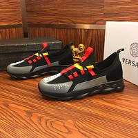 Versace Chain Reaction Sneakers #1