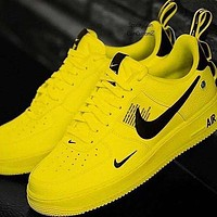Nike Air Force 1¡¯07 Pure colour Air Force No.1 sneakers-1