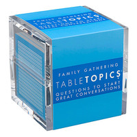 Family Gathering Cube Game