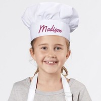 Personalized Chef In Training Kids Chef Hat