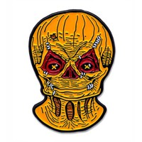 Trick 'R Treat - Sam Unmasked Pin