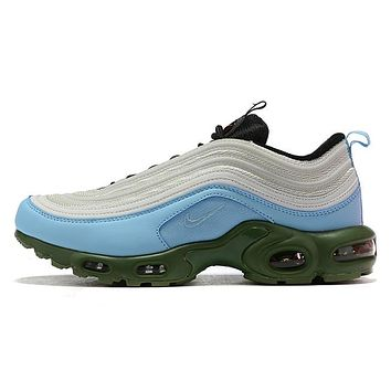 NIKE AIR MAX PLUS 97 Fashion New Hook Running Sports Leisure Shoes Men