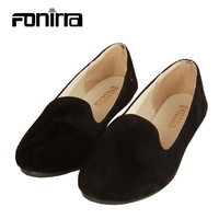 Ladies Shoes Ballet Flats Women Flat Shoes Woman Ballerinas Large Size 42 Casual Shoe Chaussure Femme Loafer Zapatos Mujer 121