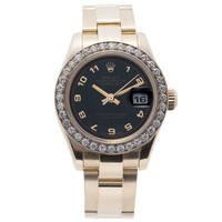 VONE7JZ Rolex Datejust automatic-self-wind womens Watch 179165 (Certified Pre-owned)