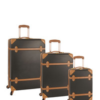 Saluti Hardside Spinner Luggage Set (Set of 3) by Diane von Furstenberg at Gilt