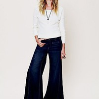 Free People Womens FP Vintage Extreme Flare