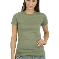 DEBRA - WOMEN'S CREW NECK TEE
