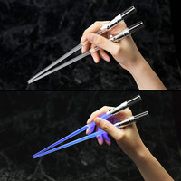 Star Wars Lightsaber Chopsticks - Luke Skywalker Light Up Version