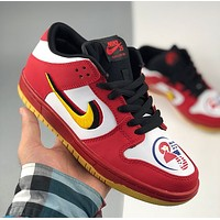 Nike Sb Dunk Low 25th Anniversary Limited U.s. Increasingly Popular Street Culture Casual Sports Shoes Running Shoes