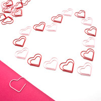 Heart Paper Clips - See Jane Work