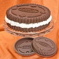 Silicone Cookie Cake Mold