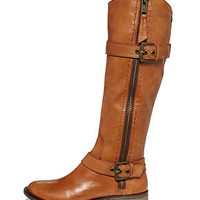 Steve Madden Women's Shoes, Sonya Riding Boots - All Women's Shoes - Shoes - Macy's
