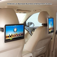 1pcs Car Seat Back Entertainment System,10.1 Inch Touch Screen Android 4.0 digital headrest tft lcd monitor (NO DISC)