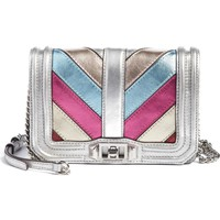 Rebecca Minkoff Small Love Patchwork Leather Crossbody Bag | Nordstrom