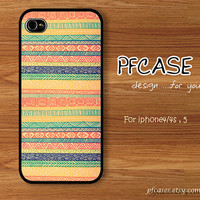 Imagination with colorful vintage : Handmade Case for Iphone 4/4s , Iphone 5