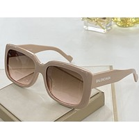 Balenciaga Fashion Woman Summer Sun Shades Eyeglasses Glasses Sunglasses