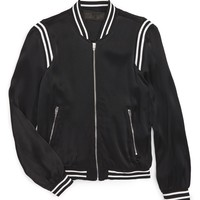 BLANKNYC Power Play Bomber Jacket (Big Girls) | Nordstrom