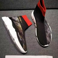 Balenciaga Speed Trainers Stretch Knit Sneakers Style #20 - Best Online Sale