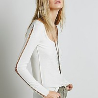 Intimately Womens Treat Street Cashmere Henley