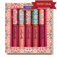 Tarte Cosmetics Limited-Edition Pout Pleasures Lip Set - Dermstore