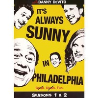 It's Always Sunny in Philadelphia: Seasons 1 and 2 (3 Discs)