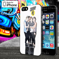 5 Seconds Of Summer Case for iphone 4,4S/5,5S,5C and Samsung Galaxy S3,S4,S5