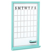 Study Wall Boards, Single, Dry Erase Calendar, Pool