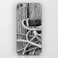 Wood Lines iPhone & iPod Skin by Emilytphoto