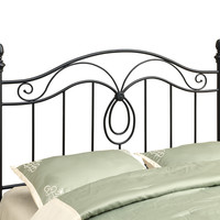 Black Queen / Full Size Combo Headboard Or Footboard Only