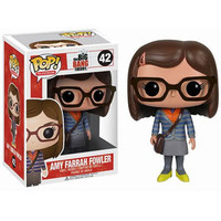 Funko POP! Television - Vinyl Figure - The Big Bang Theory - AMY FARRAH FOWLER: BBToyStore.com - Toys, Plush, Trading Cards, Action Figures & Games online retail store shop sale