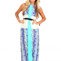 Heartbeat Song Emerald Maxi Dress | Monday Dress Boutique
